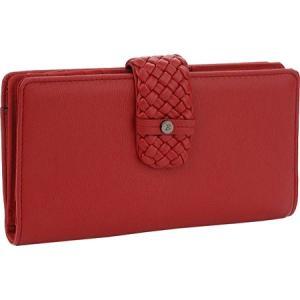 バクストン レディース 財布 Super Wallet BL111 Red fermart-shoes