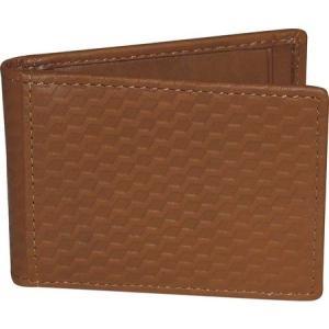 バクストン メンズ 財布 Bellamy RFID Front Pocket Flip Wallet Tan|fermart-shoes