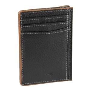 バクストン メンズ 財布 RFID Front Pocket Get-Away Wallet Tan|fermart-shoes
