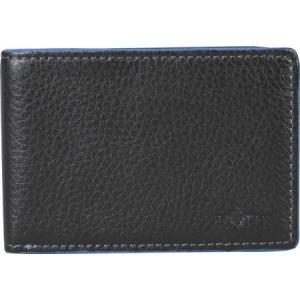 バクストン メンズ 財布 RFID Front Pocket Slimfold Wallet Blue|fermart-shoes