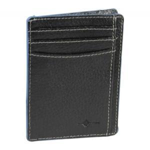 バクストン メンズ 財布 RFID Front Pocket Get-Away Wallet Blue|fermart-shoes
