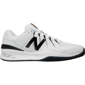 ニューバランス メンズ シューズ・靴 テニス MC1006v1 Tennis Shoe Black/White|fermart-shoes