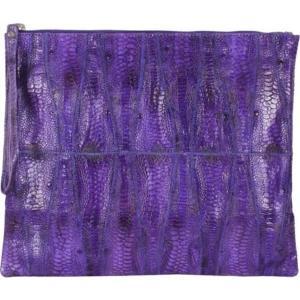 ラチコ レディース iPadケース Lida iPad Case 5313 Purple Leather|fermart-shoes