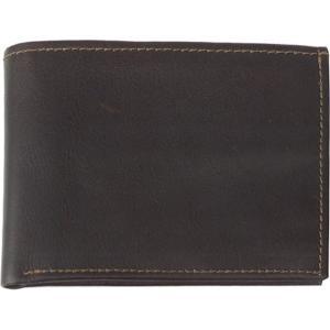 ピエルレザー メンズ 財布 Bifold Wallet 9052 Chocolate Leather|fermart-shoes