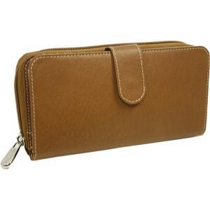 ピエルレザー メンズ 財布 Multi-Compartment Wallet 2861 Saddle Leather|fermart-shoes