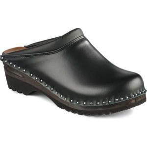 トロエントープ メンズ クロッグ シューズ・靴 Monet Black fermart-shoes