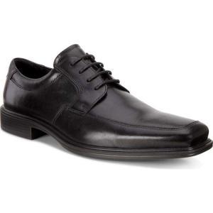 エコー ECCO メンズ 革靴・ビジネスシューズ シューズ・靴 Minneapolis Apron Toe Tie Oxford Black Leather|fermart-shoes