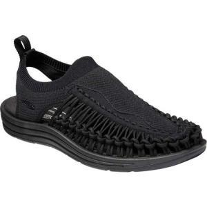 キーン Keen メンズ サンダル シューズ・靴 Uneek EVO Sandal Black|fermart-shoes