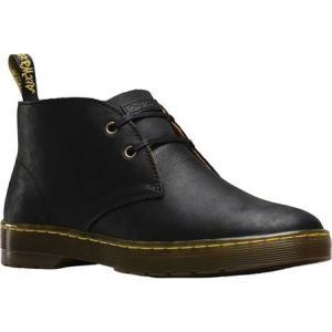 ドクターマーチン Dr. Martens メンズ ブーツ シューズ・靴 Cabrillo 2 Dye Desert Boot Black Wyoming|fermart-shoes