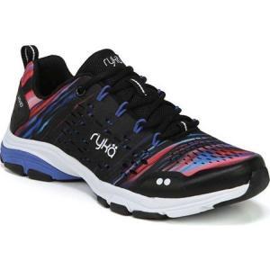 ライカ レディース シューズ・靴 フィットネス・トレーニング Vivid RZX Training Shoe Black Multi|fermart-shoes
