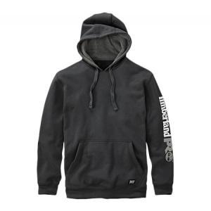 ティンバーランド メンズ パーカー トップス Honcho Hooded Sweatshirt Jet Black fermart-shoes