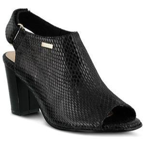アズラ Azura レディース シューズ・靴 サンダル Limey Slingback Sandal Black Synthetic|fermart-shoes