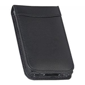 プリファード ネーション メンズ iPhoneケース P8333 Leather iPhone Case Black|fermart-shoes