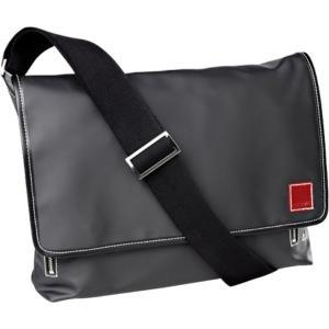クラヴァ メンズ iPadケース Carina iPad Messenger Bag 771025 Black|fermart-shoes
