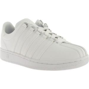 ケースイス K-Swiss レディース シューズ・靴 Classic VN White/White fermart-shoes