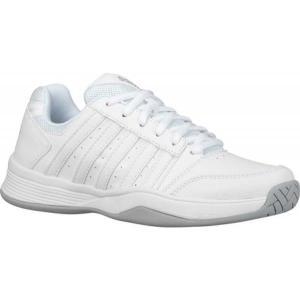ケースイス K-Swiss レディース スニーカー シューズ・靴 Court Smash Sneaker White/White fermart-shoes