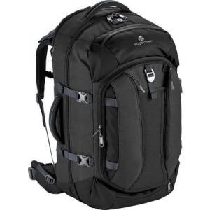 エーグルクリーク レディース バックパック・リュック バッグ Global Companion Backpack 65L Black fermart-shoes
