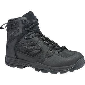 5.11 タクティカル メンズ ブーツ シューズ・靴 XPRT 2.0 Tactical Urban Black|fermart-shoes