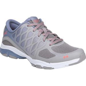 ライカ Ryka レディース シューズ・靴 フィットネス・トレーニング Vestige RZX Training Shoe Grey|fermart-shoes