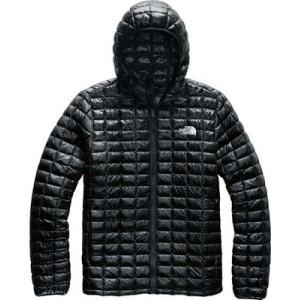 ザ ノースフェイス The North Face メンズ パーカー トップス Thermoball Eco Hoodie TNF Black|fermart-shoes