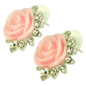 ケイトマリー レディース イヤリング・ピアス ジュエリー・アクセサリー Fashion Earrings Rose 3 Pink|fermart-shoes