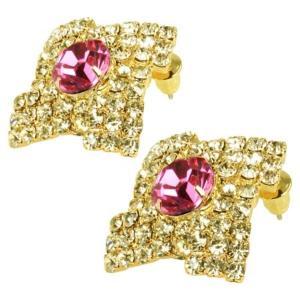 ケイトマリー レディース イヤリング・ピアス ジュエリー・アクセサリー Fashion Earrings Windmill 1 Pink|fermart-shoes
