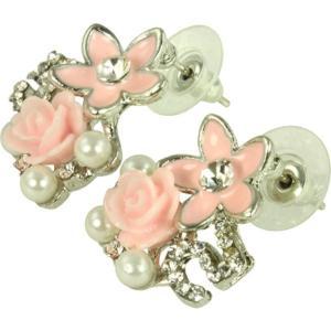 ケイトマリー レディース イヤリング・ピアス ジュエリー・アクセサリー Fashion Earrings Rose 2 Pink|fermart-shoes