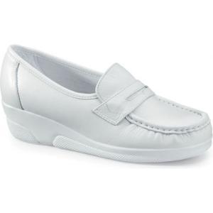 ナースメイト Nurse Mates レディース シューズ・靴 サンダル Pennie White|fermart-shoes