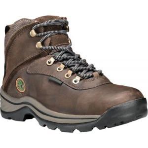 ティンバーランド Timberland レディース シューズ・靴 ハイキング・登山 White Ledge Waterproof Mid Brown fermart-shoes