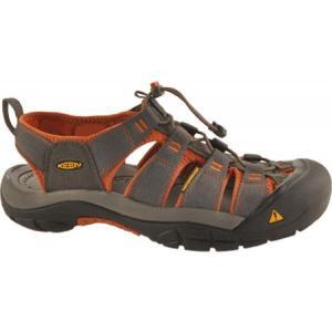 キーン Keen メンズ サンダル シューズ・靴 Newport H2 Sandal Dark Shadow/Bombay Brown|fermart-shoes