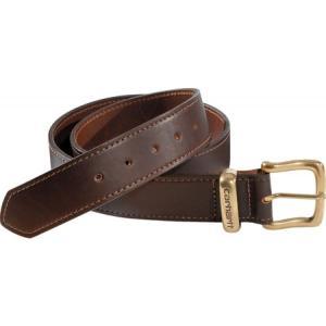カーハート メンズ ベルト Jean Belt Brown|fermart-shoes