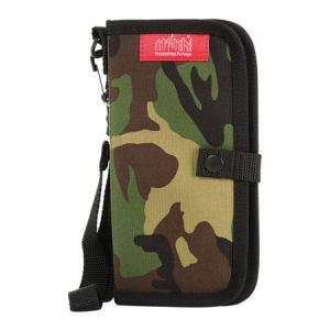 マンハッタンポーテージ メンズ 財布 Continental Wallet Camouflage|fermart-shoes