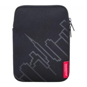 マンハッタンポーテージ Manhattan Portage メンズ iPadケース iPad Mini Sleeve Skyline Black|fermart-shoes