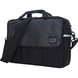 マンハッタンポーテージ Manhattan Portage レディース バッグ ブリーフケース Webb Convertible Briefcase Black|fermart-shoes