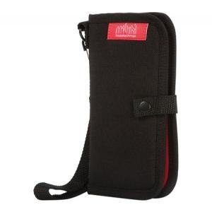 マンハッタンポーテージ メンズ 財布 Continental Wallet Black|fermart-shoes