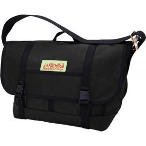 マンハッタンポーテージ Manhattan Portage レディース バッグ ショルダーバッグ Messenger Waterproof Bag 1615 Black|fermart-shoes