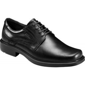 エコー ECCO メンズ シューズ・靴 ビジネスシューズ Helsinki Plain Toe Tie Black|fermart-shoes
