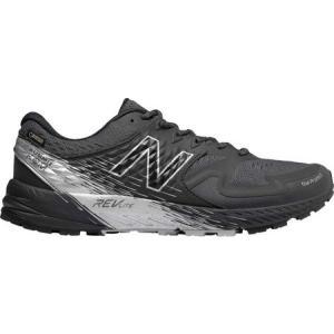 ニューバランス New Balance メンズ シューズ・靴 ランニング・ウォーキング Summit K.O.M. GORE-TEX Trail Running Shoe Black/Magnet|fermart-shoes