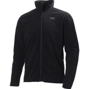 ヘリーハンセン メンズ フリース トップス Daybreaker Fleece Jacket Black|fermart-shoes