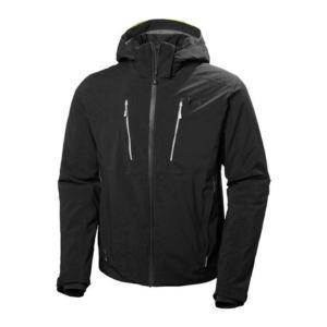 ヘリーハンセン メンズ アウター スキー・スノーボード Alpha 3.0 Insulated Ski Jacket Black|fermart-shoes