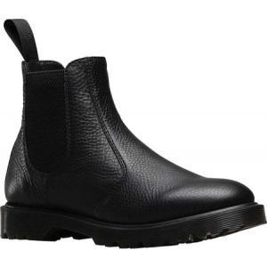 ドクターマーチン Dr. Martens レディース シューズ・靴 ブーツ 2976 Chelsea Boot Black Inuck|fermart-shoes