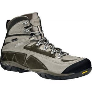 アゾロ メンズ シューズ・靴 ハイキング・登山 Zion WP Light Grey/Smokey Brown fermart-shoes
