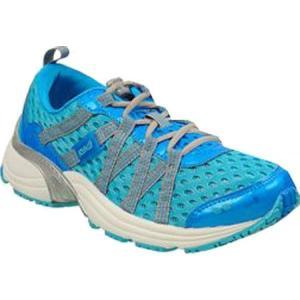 ライカ レディース ウォーターシューズ シューズ・靴 Hydro Sport Blue/Silver|fermart-shoes