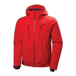 ヘリーハンセン メンズ アウター スキー・スノーボード Alpha 3.0 Insulated Ski Jacket Flag Red|fermart-shoes