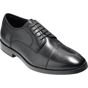 コールハーン Cole Haan メンズ シューズ・靴 ビジネスシューズ Jay Grand Cap Toe Oxford Black Leather fermart-shoes