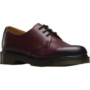 ドクターマーチン Dr. Martens メンズ シューズ・靴 ビジネスシューズ 1461 3-Eye Shoe Cherry Red Antique Temperley|fermart-shoes