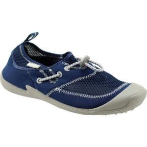 クーダス Cudas メンズ シューズ・靴 サーフィン Hyco Water Shoe Navy Air Mesh/Neoprene|fermart-shoes