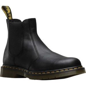 ドクターマーチン Dr. Martens レディース シューズ・靴 ブーツ 2976 Chelsea Boot Black Carpathian|fermart-shoes