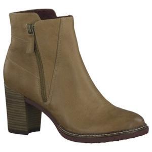 タマリス レディース ブーツ シューズ・靴 Joly Ankle Boot Nut Leather fermart-shoes