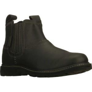 スケッチャーズ Skechers メンズ シューズ・靴 ブーツ Blaine Orsen Black|fermart-shoes